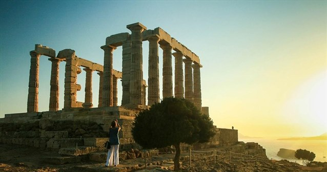 Producers of BBC series fail to get permit to film at Cape Sounion archaeological site